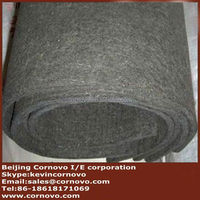 Good quality 100% wool felt 10mm thick