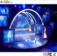 Competitive price P2.5/P3/P3.91/P4/P4.8/4.81/P5.68/P6 Full color 2014 hot !!hd vivid xxx video glass led screen