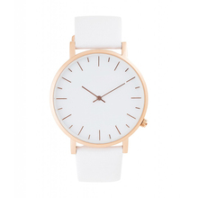 fashion accessory vogue leather wrist quartz watch for wholesale on alibaba