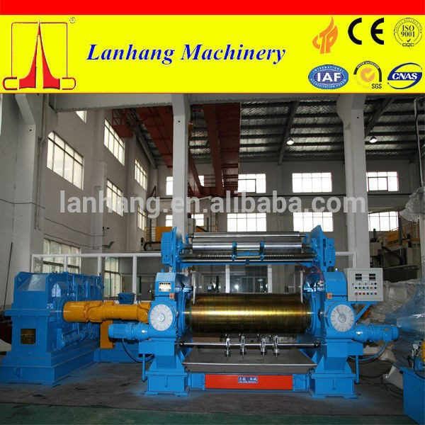 Rubber Two Rolling Open Mixing Mill