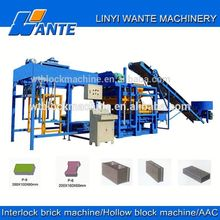 brick making machine QT4-25 eps hollow foam block machine