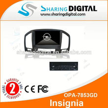 Sharingdigital Car DVD player with BT For OPEL Insignia Car DVD player with TMC RDS