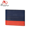 Online Shopping High Quality Two Folds Men Wallets Manufacturer