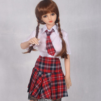 136cm The new hot selling pure girl dress can stand medical silica gel male sex doll