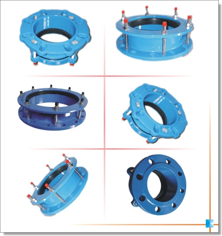 Custom industry ductile iron pipe sleeve coupling buy