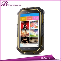 New IP67 Rear Camera 13.0MP RAM 2GB ROM 16GB MTK8732 NFC 4g lte quad core IPS 7 inch touch screen rugged android tablet