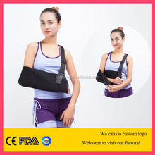 Shoulder Support adjustable arm sling for shoulder / arm / elbow fracture brace