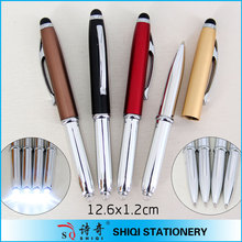 plastic high power led touch pen