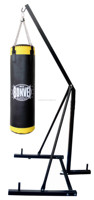 punching bag with Structure Steel rack with low price