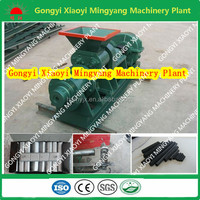 High heating value ISO & CE Energy saving coke powder briquettes making machine