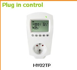 HY08WE-1 Heating Temperature Controller Room Thermostat