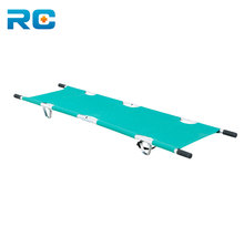 RC-F1 Medical Appliances vertical double folded stretcher for rescue.