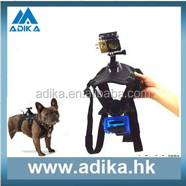 NEw G o pro dog harness mount for dog accessories set, G0pro dog mount, G0pro fetch dog harness for animal harness.