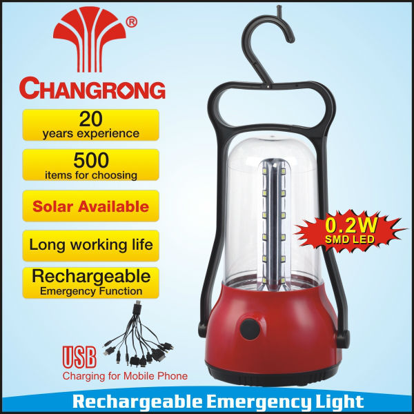 High-power solar sky lantern with 24 led light