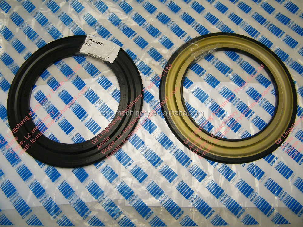 the retainer grease seal use for sk330-8 sk350-8 the reducer LC32W01033P1