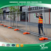 factory price temporary metal fence panels