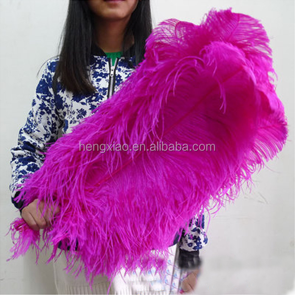 Wholesale bulk ostrich feathers long 65-70cm ostrich feather for sale