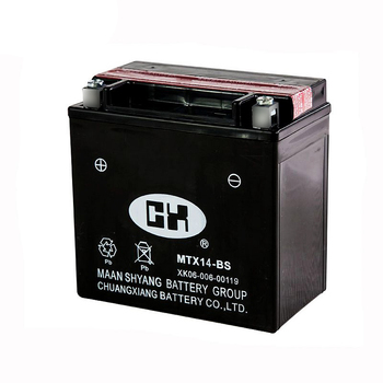 China Canton Fair Best Seller 12v 14ah Dry Rechargeable Battery