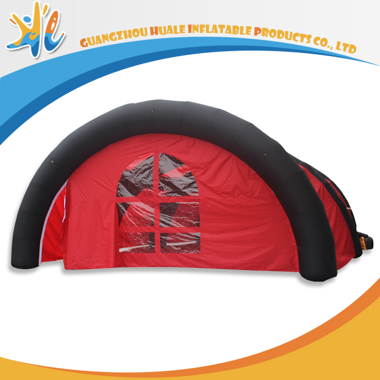 High Quality Promotion Inflatable Arched Air Tent For Commercial