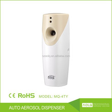 Electronic air freshener dispenser wall mounted auto perfume dispenser with aerosol refills