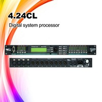 Aduio Processor Protea 4.24C- 4 Input / 8 Output Digital Speaker Processor