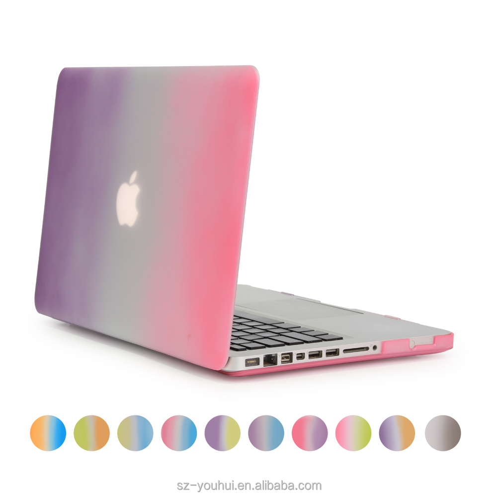 Factory Price Protective Cover Shell Hard Case for Macbook Pro 15.4""