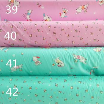 BOKA new design DTM cotton fabric for bedsheet and summer blouse