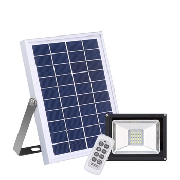 2018 NEW Solar Flood Light 20 30 40 60 120 LED Super Bright IP65 Outdoor Street Use