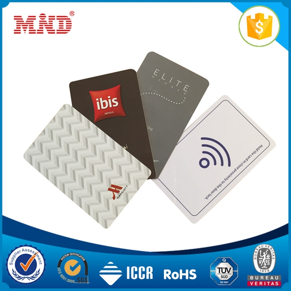 MDC0109 MIFA 1K Chip 1024Bits NFC Programmable RFID Card for Time and Attendance System