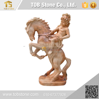 Customized Available child stone statue