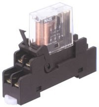 NAIS relay socket AHNA21N screw terminal socket AHNA21