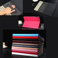 For iPad Air 2 Leather Case With Hand Holder