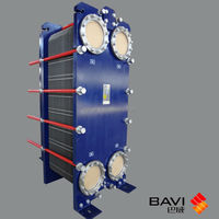 high-temperature and high-pressure pipe-plate type heat exchanger/plate &shell type plate condenser