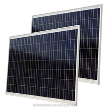 Shine Hot sale 2017 best poly 180w solar panel pakistan lahore