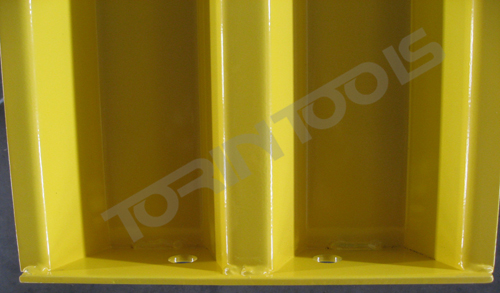 SBC0004-A 4MM Thickness Longer Life Industrial Safety Guard Rail