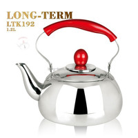 LTK192 stainless steel water kettle tea pot