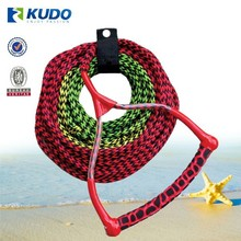Water Ski Rope with Radius Handle and EVA Grip