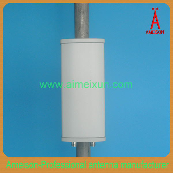 698 - 2700 MHz Directional Base Station Repeater Sector Panel DAS Antenna for CDMA/ GSM/ PCS/ 3G/ WLAN// 4G/ LTE/ Wi-Fi wireless