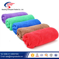 best selling strong water absorbent micro fiber cleaning cloth