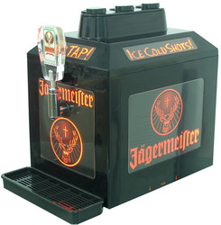 Tap Machine with 3 Bottle Chilled Liquor Dispenser