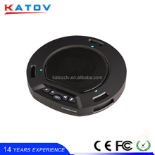 Hot selling wireless/usb computer microphone speaker for skype conference room sound system