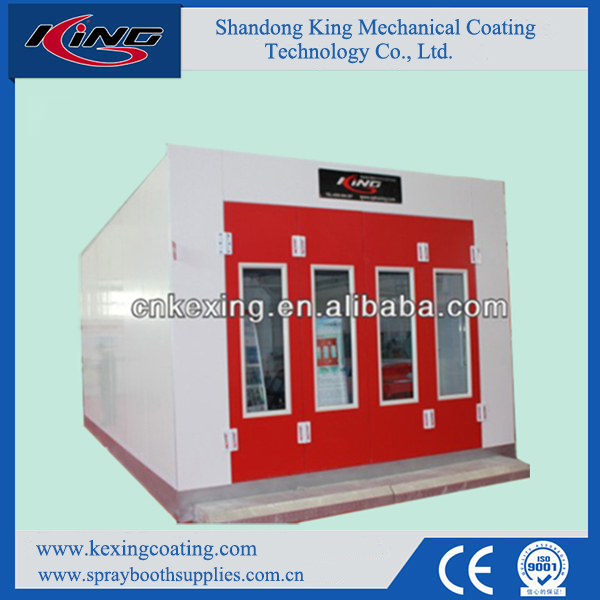 KX-SP3200E High Quality Competitive Price Car Paint Booth for Sale