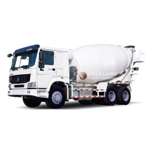 HOWO Self loading 6 8 10 12 cubic meters cement 8m3 10m3 12m3 concrete mixer truck for sale