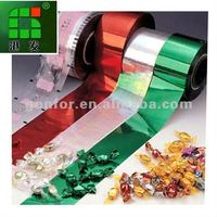 Candy packaging plastic roll film