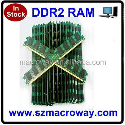 Computer parts function Lowest price Memory Ddr2 Ram 2gb