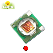 Shenzhen factory high-power SMD 3W 3535 led grow chip red white blue