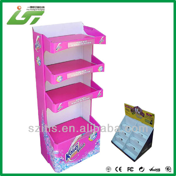 high quality customized candy shelf candy stand display stand with competitive price