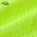 Polyester moisture wicking fabric knitted mesh fabric sports fabric
