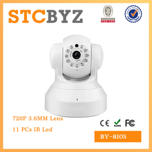 Cheap 720P wifi home two way audio recording security camera