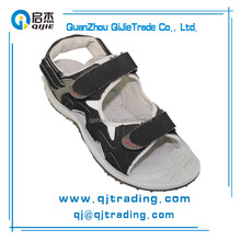 fashionable pure Leather Shoes handsome men sandals
